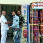 CSC Gas Agency Registration refill booking and Banner