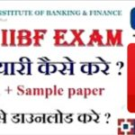 IIBF EXAM REGISTRATION PROCESS