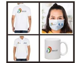 csc vle t shirt and cap order