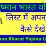 Ayushman Bharat Yojana List 2020 Health Card Scheme