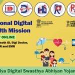 Rashtriya Digital Swasthya Abhiyan Yojana