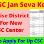 UP CSC Jan Seva Kendra Online registration Status and Services Login