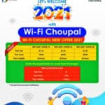 Wifi Choupal New Year Offer