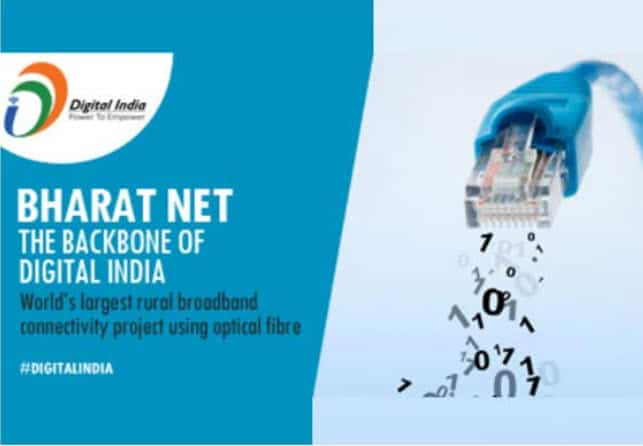 Technologies To Train One Lakh Vles To Maintain Bharatnet
