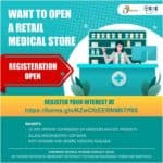 OPEN A RETAIL MEDICAL STORE THROUGH CSC