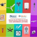 Products Of Bajaj Electricals are Available at CSC Grameen eStore