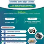 Siemens Solid Edge Cad Course