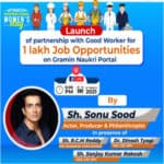 Launch Of Partnership with GoodWorker For 1 Lakh Job Opportunities On Gramin Naukari Portal