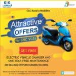 Offer's for CSC VLEs...