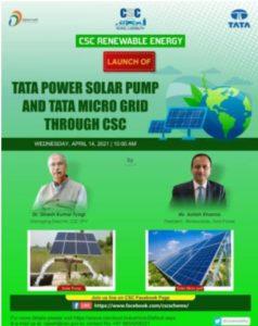Tata Power Solar Pump