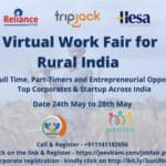 CSC Grameen Naukri Virtual Job Fair