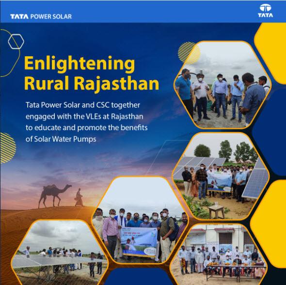 Enlightening Rural Rajasthan